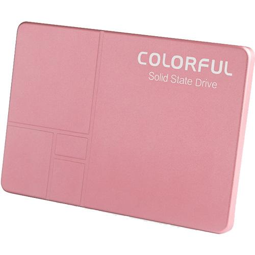 SL300 160G PINK L.E. [160GB SSD 2.5インチ 7mm、SATA 6Gb、3D TLC、SM2258XT、3年保証 限定ピンクモデル]