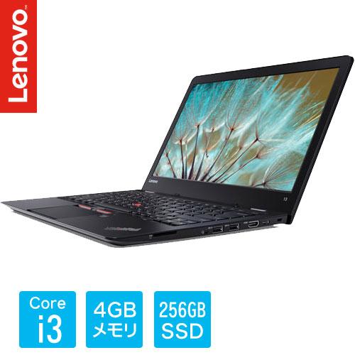 レノボ・ジャパン 20J10038JP [ThinkPad 13 (i3 4GB 256GB Win10Pro 13.3)]