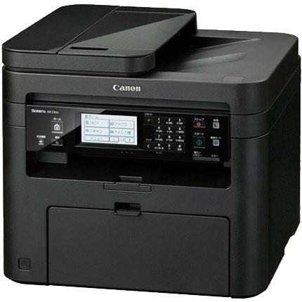 キヤノン Satera MF236nS [A4モノクロレーザープリンター複合機]