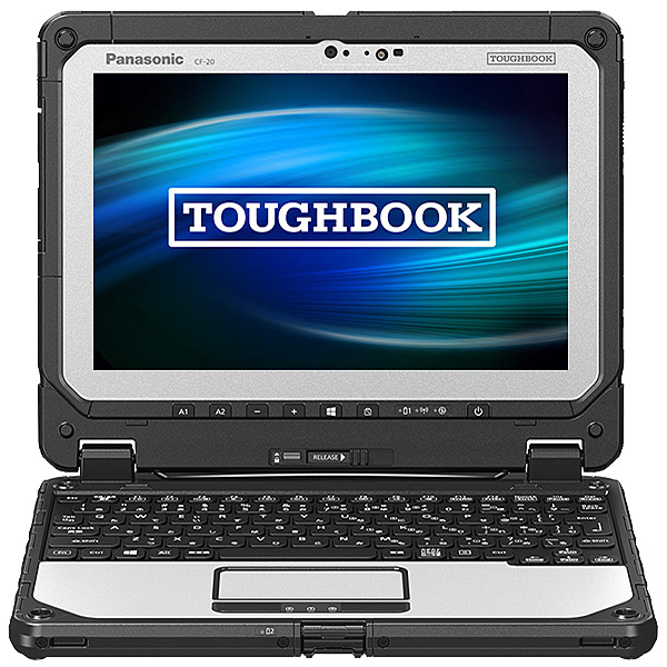 パナソニック CF-20E0385VJ [TOUGHBOOK CF-20 (i5_vP/4/128/10P64)]