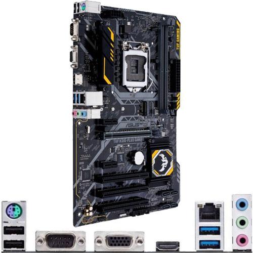 ASUS TUF H310-PLUS GAMING [マザーボード Intel H310/LGA1151/DDR4/ATX]