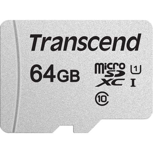 TS64GUSD300S [64GB microSDXC 300S Class 10、UHS-I U1 対応]