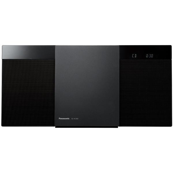 SC-HC300-K [コンパクトステレオシステム (ブラック)]
