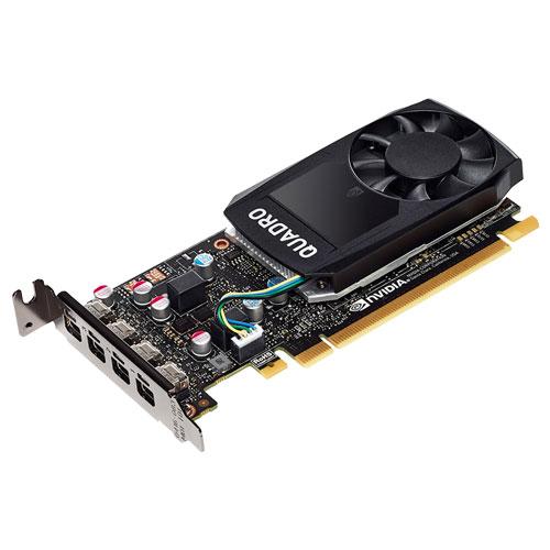 Nvidia NVQP620-2G [NVIDIA Quadro P620 2GB GDDR5 LowProfile対応]