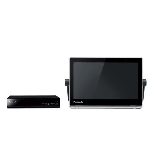 パナソニック プライベートVIERA UN-10T8-K [HDDレコ付ポータブルデジタルテレビ 10V型 (ブラック)]