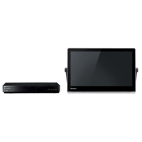 プライベートVIERA UN-15TD8-K [ポータブルデジタルテレビ 15V型 (ブラック)]