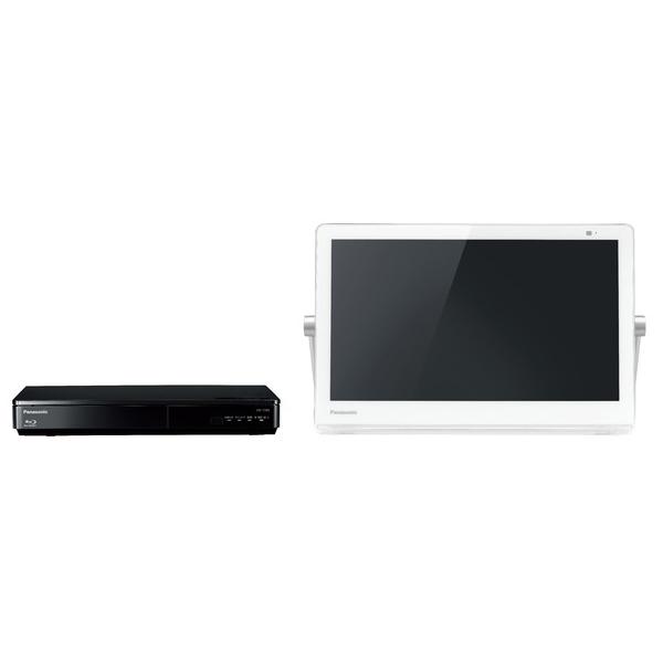 パナソニック プライベートVIERA UN-15TD8-W [ポータブルデジタルテレビ 15V型 (ホワイト)]