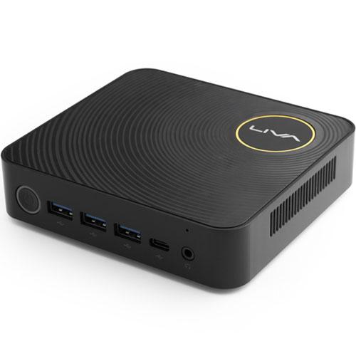 ECS LIVAZ-8/120-W10(N4200) [Pentium N4200/8GB (4GB×2)/SSD 120GB+eMMC 32GB/2×GbE/11ac/Win10 Home 64bit]