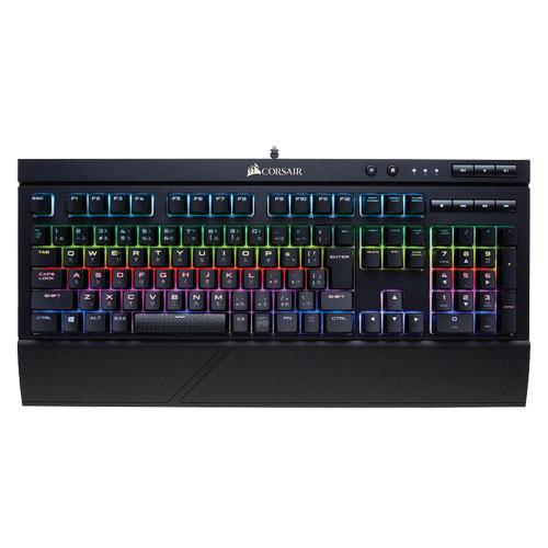 コルセア CH-9102010-JP [メカニカルゲーミングキーボード K68 RGB Cherry MX Red (JP)]