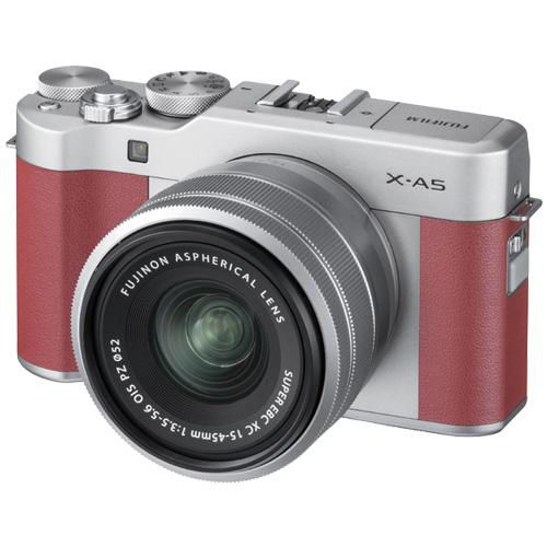X-A5LK-P [ミラーレスデジタルカメラ X-A5 レンズキット ピンク]