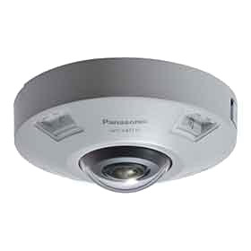 パナソニック i-PRO EXTREME WV-X4571L [屋外9Mバンダル全方位ネットワークカメラ]
