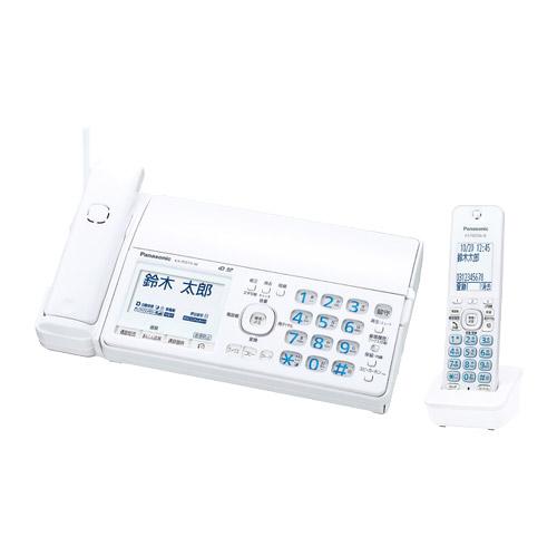 パナソニック おたっくす KX-PD515DL-W [デジタルコードレス普通紙FAX(子機1)(ホワイト)]