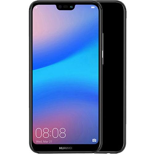 ファーウェイ(Huawei) P20lite/MidnightBlack [HUAWEI P20 lite/Midnight Black/51092NAH]