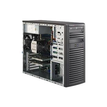 Supermicro SYS-5037A-I [SuperWorkstation (Intel C602/LGA2011/8xDDR3/2xGbE/SATA/900W/Mid-Tower)]