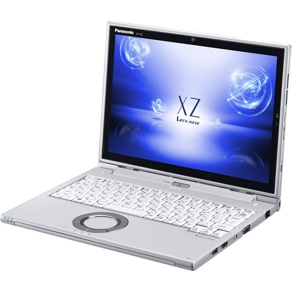 パナソニック CF-XZ62DCQR [Let's note XZ6 店頭モデル(i5/10P/SV)]