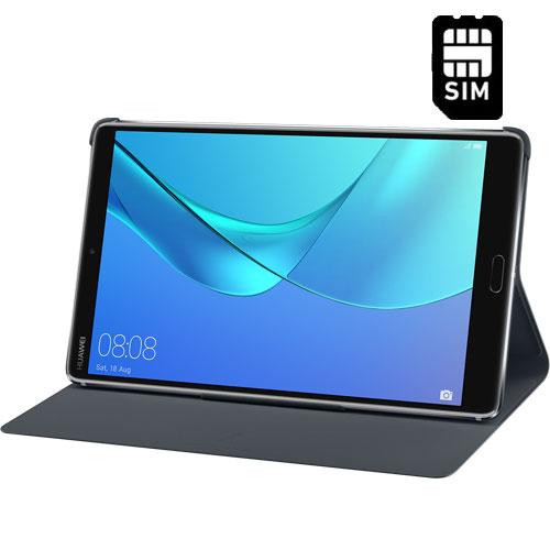 ★マイクロSDプレゼント★M58/SHT-AL09/Gray/32G [MediaPad M5 8/SHT-AL09/LTE/Gray/32G/53010BTG]