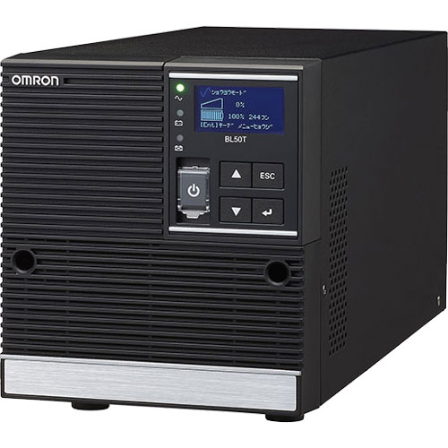 オムロン BL50T [UPS ラインインタラクティブ/500VA/450W/据置型]