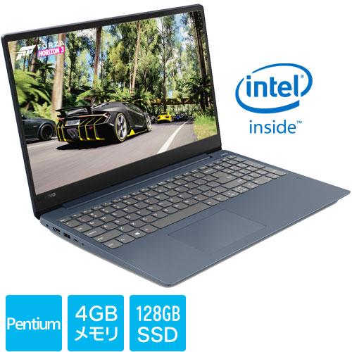 レノボ・ジャパン 81F500JVJP [ideapad 330S(Pentium 4GB SSD128GB 15.6FHD W10H64 Blue)]