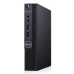 Dell DTOP045-001N1 [OptiPlex3060Micro(10P/4/8i3/500/1Y)]