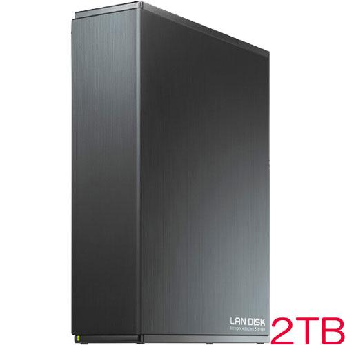 アイオーデータ HDL-TA HDL-TA2 [ネットワーク接続ハードディスク(NAS) 2TB]