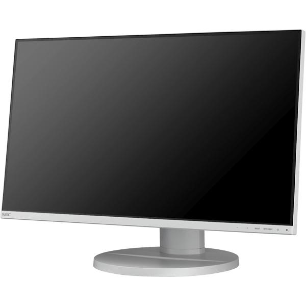 NEC MultiSync LCD-E271N [27型3辺狭額縁IPSワイド液晶ディスプレイ(白)]