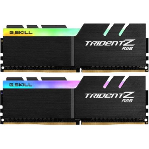 G.SKILL F4-2400C15D-32GTZR [Trident Z RGB 32GB (16GBx2) DDR4 2400Mhz (PC4-19200) 1.20V XMP 2.0]