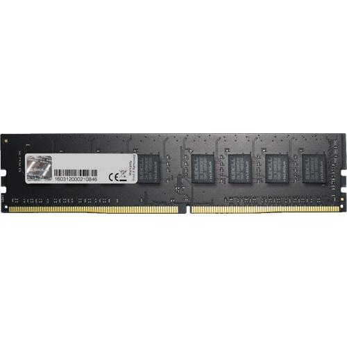 G.SKILL F4-2666C19S-8GNT [Value 8GB (8GBx1) DDR4 2666Mhz (PC4-21300) CL19 1.20V U-DIMM]