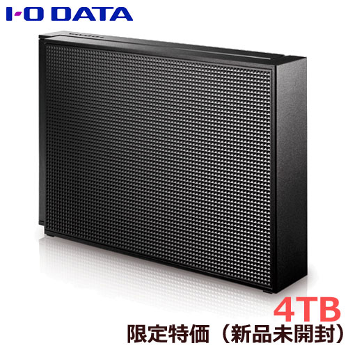 アイオーデータ ★限定特価★HDCZ-UTL4K/E [USB 3.0/2.0対応 外付ハードディスク 4TB]