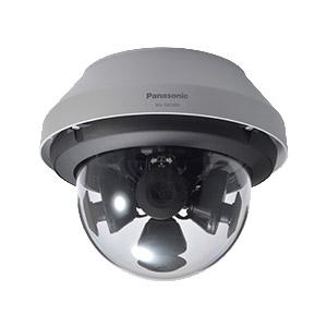 パナソニック i-PRO EXTREME WV-S8530N [屋外フルHD 4眼ドームネットワークカメラ]