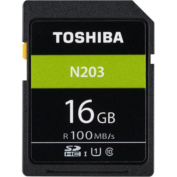 東芝 ★限定特価★SD-LU016G [UHS-I対応 Class10 SDHCメモリカード 16GB]