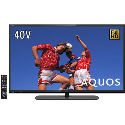 シャープ AQUOS(アクオス) 2T-C40AE1 [40V型デジタルフルハイビジョン液晶テレビ]
