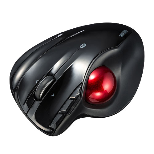 MA-BTTB1BK [Bluetooth4.0トラックボール(ブラック)]