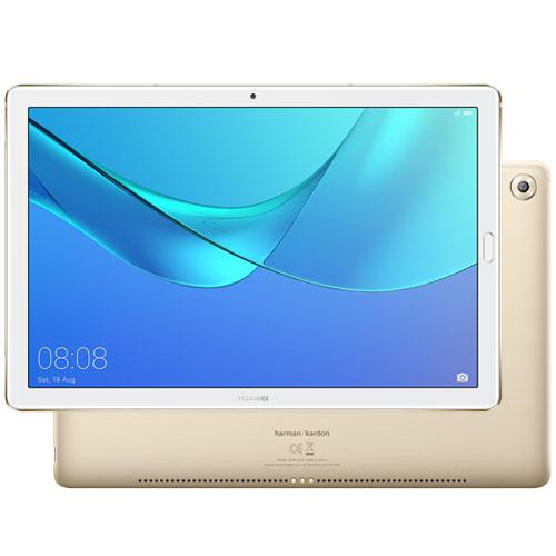 ファーウェイ(Huawei) ★32GBマイクロSDプレゼント★M5Pro/CMR-W19/WiFi/Gold/64G [MediaPad M5 Pro/53010CHY]