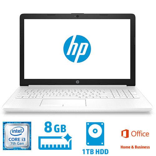 HP ★マウス付★4QM57PA-AAAB [HP 15-da G1(i3-7020U 8GB HDD1TB DSM 15.6 H&B2016 W10H64)]