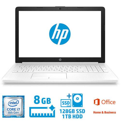 HP ★マウス付★4QM64PA-AAAB [HP 15-da G1(i7-8550U 8GB 128SSD+1TB DSM 15.6 H&B2016 W10H64)]