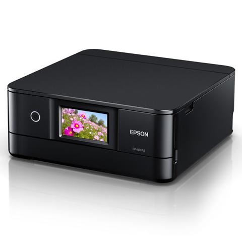エプソン EP-881AB [A4 IJプリンター/多機能/Wi-Fi/4.3W/ブラック]