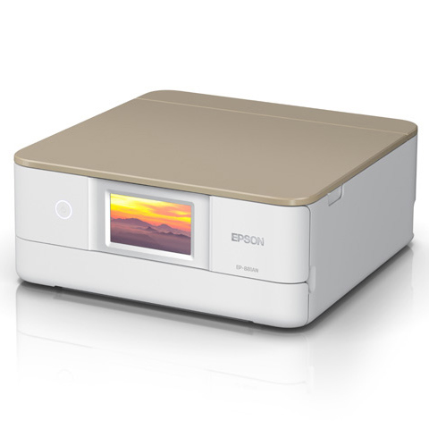 EP-881AN [A4 IJプリンター/多機能/Wi-Fi/4.3W/Nベージュ]