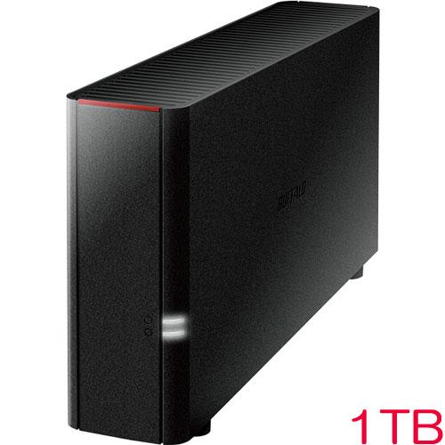 バッファロー LinkStation LS210D0101G [ネットワーク対応HDD 1TB]