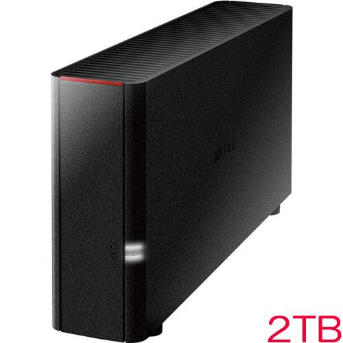 バッファロー LinkStation LS210D0201G [ネットワーク対応HDD 2TB]