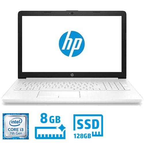 HP 4QM60PA-AAAA [HP 15-da(Core i3/8GB/SSD128GB/DVDライター/15.6FHD/W10H64)]