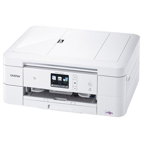 ブラザー PRIVIO DCP-J978N-W [A4インク複合機/白/ADF/LAN/手差し/両面/レーベル]