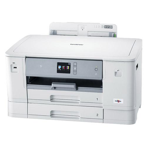 ブラザー PRIVIO HL-J6000CDW [A3インクジェットプリンター/LAN/2段トレイ/両面]