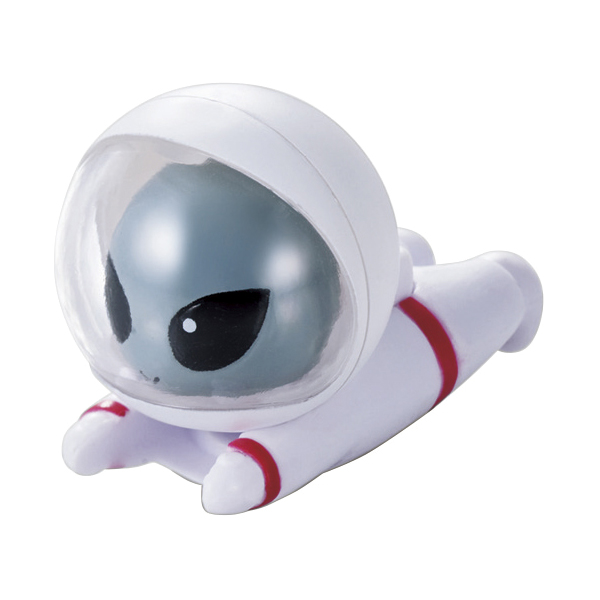 エレコム P-APLTDSPALI [ケーブルフィギュア/SPACE ANIMAL/エイリアン]