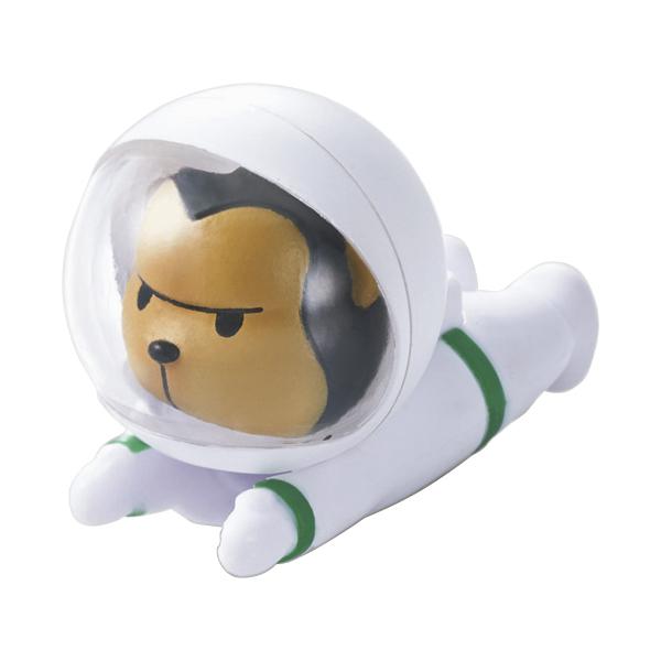 エレコム P-APLTDSPGOL [ケーブルフィギュア/SPACE ANIMAL/ゴリラ]
