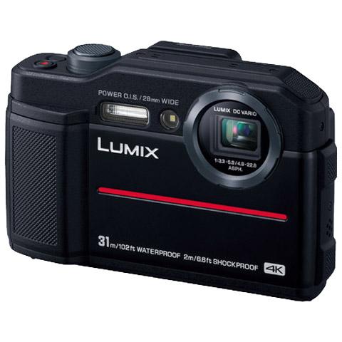 LUMIX(ルミックス) DC-FT7-K [デジタルカメラ LUMIX TZ90 (ブラック)]