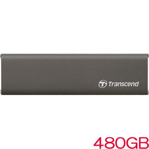 TS480GSJM600 [480GB StoreJet 600 USB 3.1 Type-C対応 ポータブルSSD]