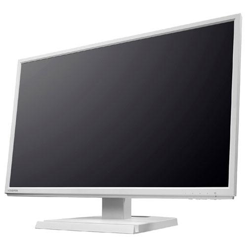 アイオーデータ LCD-DF241ED LCD-DF241EDW [「5年保証」23.8型ワイド液晶ディスプレイ ホワイト]