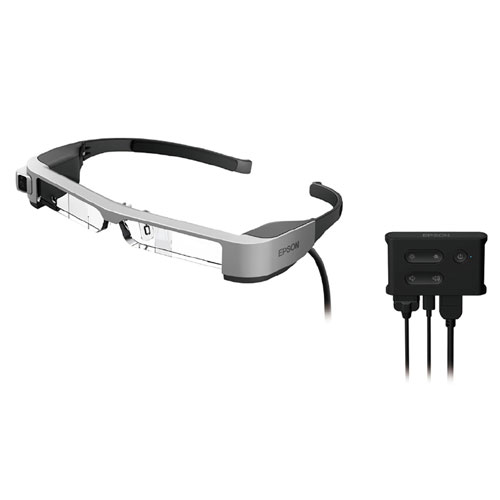 エプソン BT-30E [スマートグラス/モニターモデル/両眼シースルー/HDMI・USB接続]