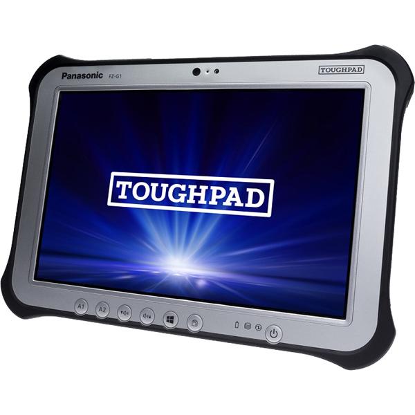パナソニック TOUGHPAD FZ-G1W3001VJ [FZ-G1 (i5/SSD128/10P/電12H/LTE)]