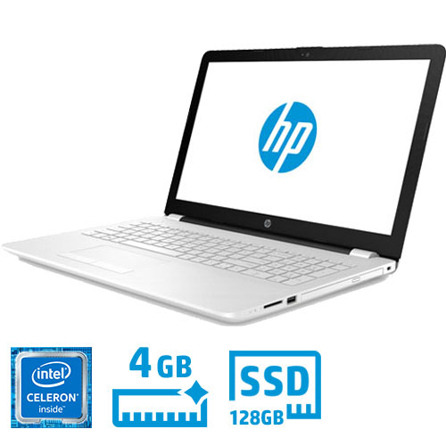 HP 5EF49PA-AAAA [HP 15-da(Cel 4GB SSD128GB 15.6 W10H64)]